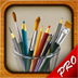 My Brushes Pro - Sketch, Paint, Playback on Unlimited Size Canvas with Pencil, Pen, Oil Painting Brush