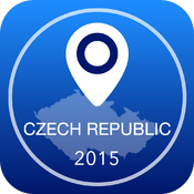 Download Czech Republic Offline Map + City Guide Navigator, Attractions and Transports free for iPhone, iPod and iPad